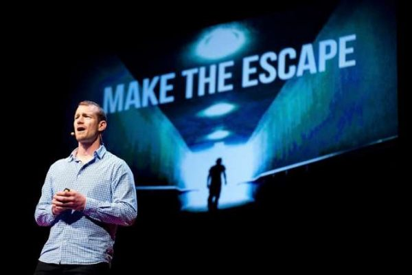 Make The Escape - Paul Wood Speaking