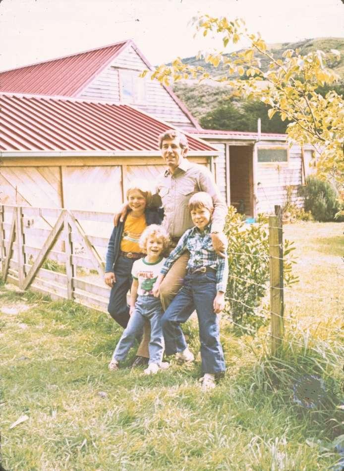 Paul Wood Childhood 1981